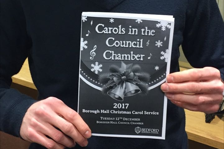 Carols leaflet 17