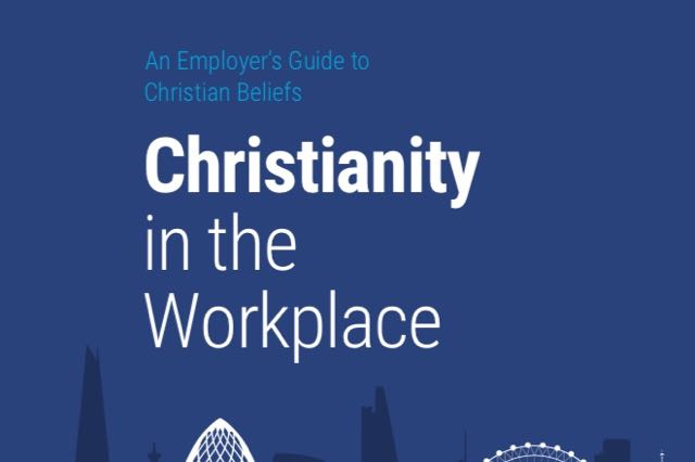 Christianity in the Workplace